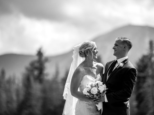 Krista and Nick's Wedding in Kingfield, Maine 8