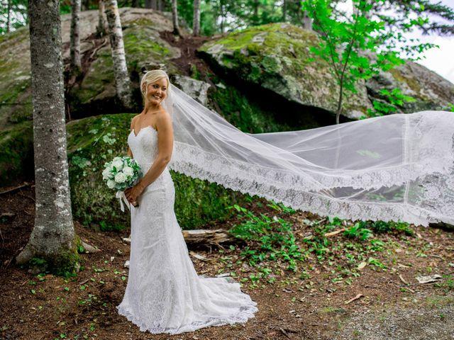 Krista and Nick's Wedding in Kingfield, Maine 2