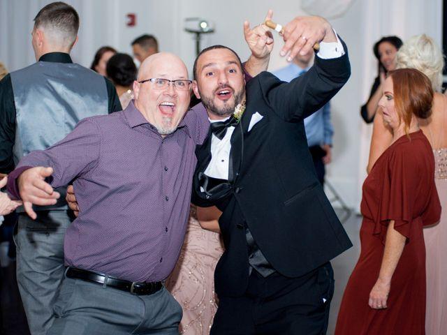 Bryan and Micaela's Wedding in Foxboro, Massachusetts 3