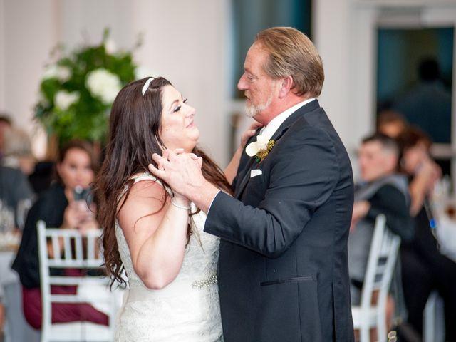 Bryan and Micaela's Wedding in Foxboro, Massachusetts 5