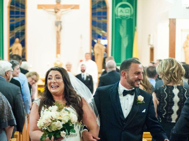 Bryan and Micaela's Wedding in Foxboro, Massachusetts 1