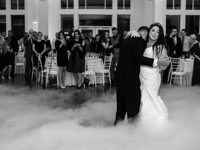 Bryan and Micaela's Wedding in Foxboro, Massachusetts 11