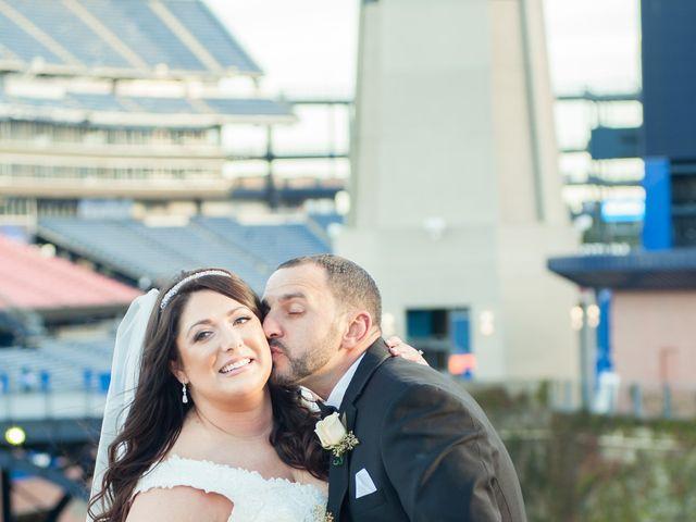 Bryan and Micaela's Wedding in Foxboro, Massachusetts 12