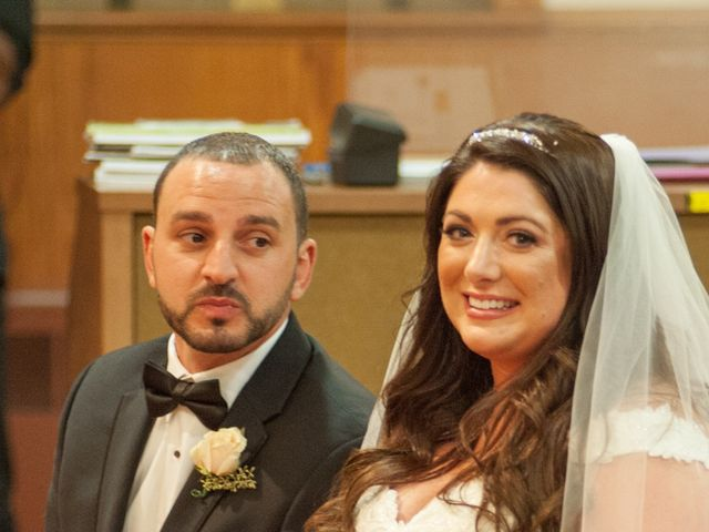 Bryan and Micaela's Wedding in Foxboro, Massachusetts 13