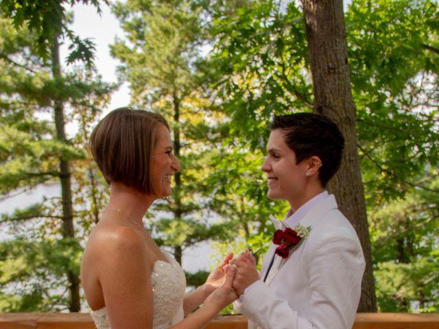 Melisa and Sammy's Wedding in Pine City, Minnesota 1