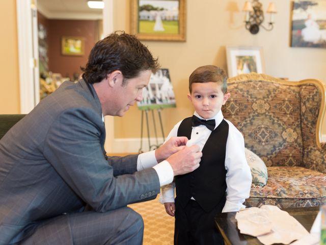 Richie and Allison's Wedding in Pawleys Island, South Carolina 3