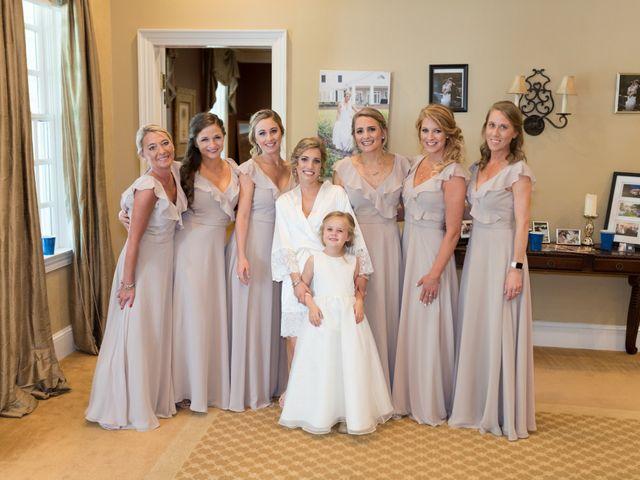 Richie and Allison's Wedding in Pawleys Island, South Carolina 4