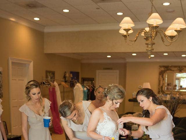Richie and Allison's Wedding in Pawleys Island, South Carolina 5