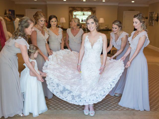 Richie and Allison's Wedding in Pawleys Island, South Carolina 8