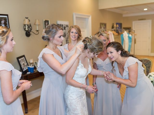 Richie and Allison's Wedding in Pawleys Island, South Carolina 9