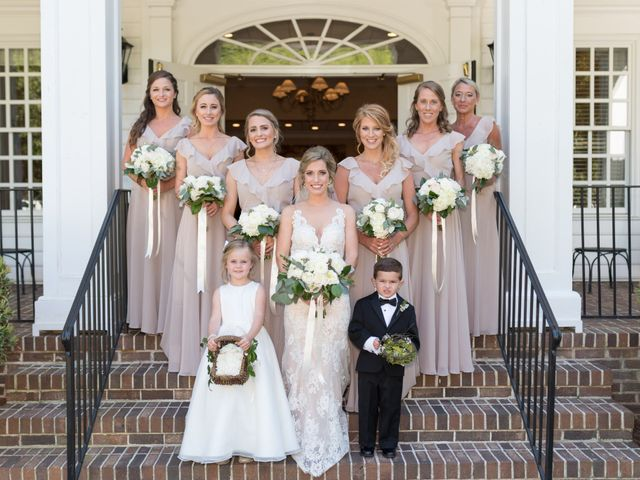 Richie and Allison's Wedding in Pawleys Island, South Carolina 13