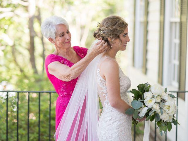 Richie and Allison's Wedding in Pawleys Island, South Carolina 14