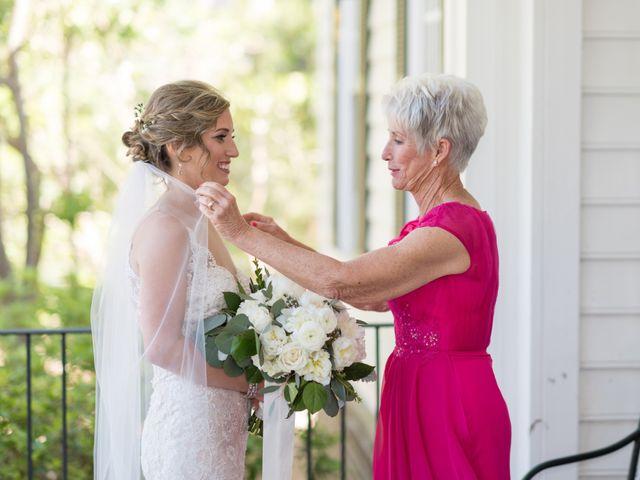 Richie and Allison's Wedding in Pawleys Island, South Carolina 15