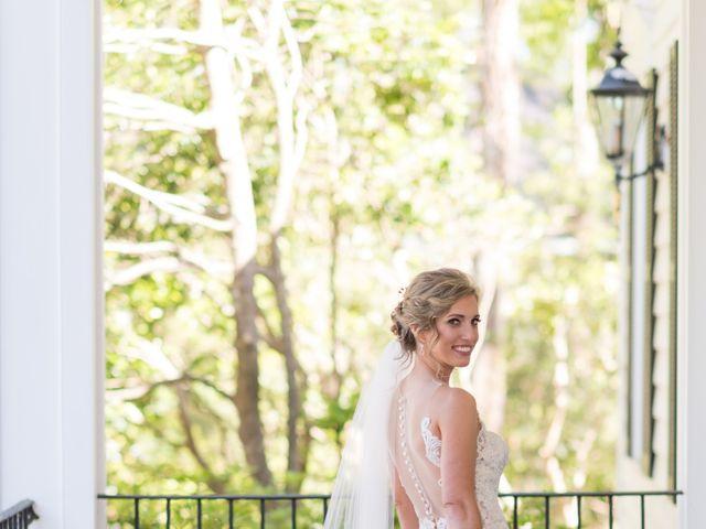 Richie and Allison's Wedding in Pawleys Island, South Carolina 16