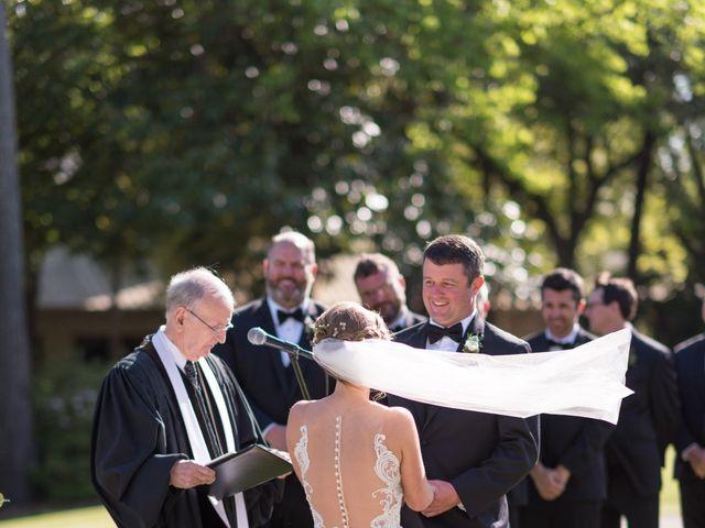 Richie and Allison's Wedding in Pawleys Island, South Carolina 25