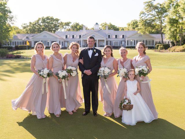Richie and Allison's Wedding in Pawleys Island, South Carolina 29