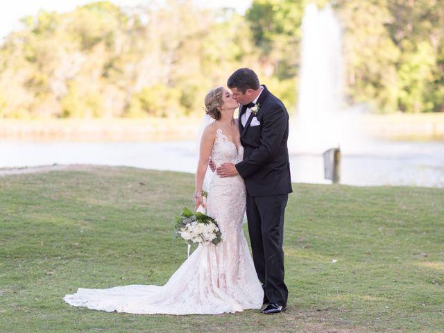 Richie and Allison's Wedding in Pawleys Island, South Carolina 34