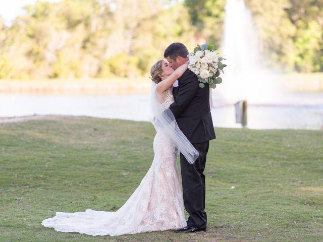 Richie and Allison's Wedding in Pawleys Island, South Carolina 35