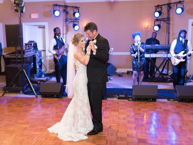 Richie and Allison's Wedding in Pawleys Island, South Carolina 40