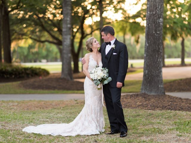 Richie and Allison's Wedding in Pawleys Island, South Carolina 43