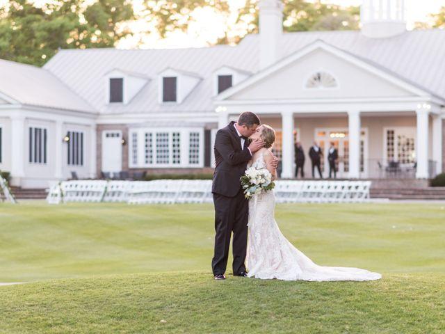 Richie and Allison's Wedding in Pawleys Island, South Carolina 44