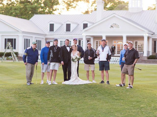 Richie and Allison's Wedding in Pawleys Island, South Carolina 45