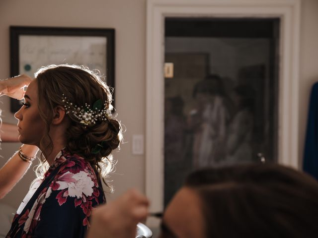 Michael and Jana's Wedding in Saint Augustine, Florida 1