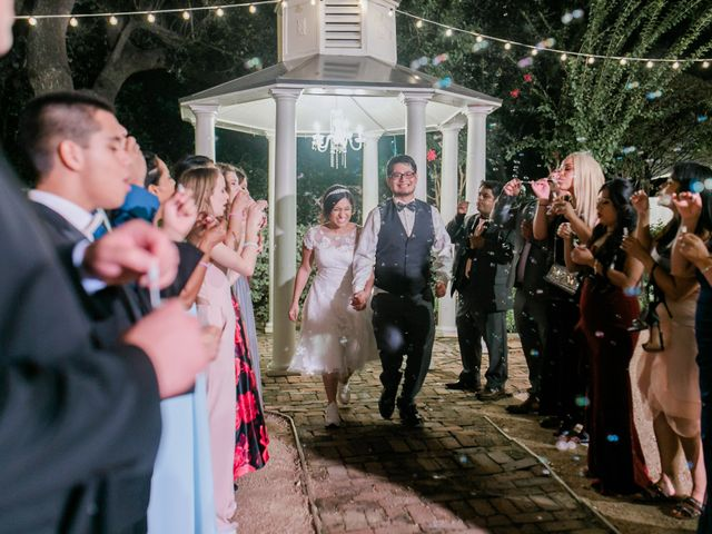 Eddie and Karelys's Wedding in League City, Texas 7