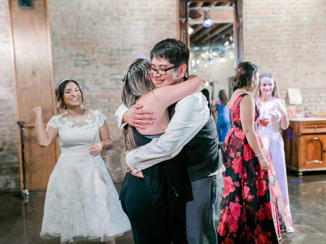 Eddie and Karelys's Wedding in League City, Texas 10