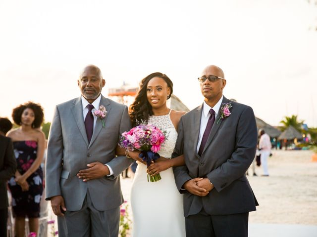 Aleisha and Tim's Wedding in Belize City, Belize 14