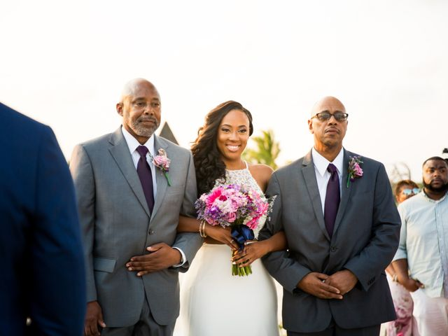 Aleisha and Tim's Wedding in Belize City, Belize 15