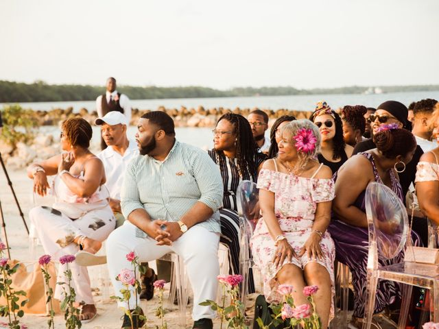 Aleisha and Tim's Wedding in Belize City, Belize 21
