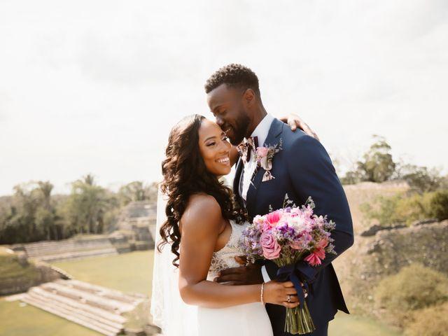 The wedding of Tim and Aleisha