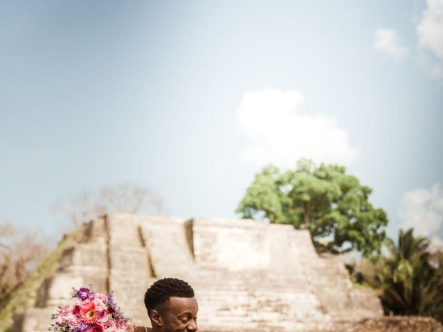 Aleisha and Tim's Wedding in Belize City, Belize 2