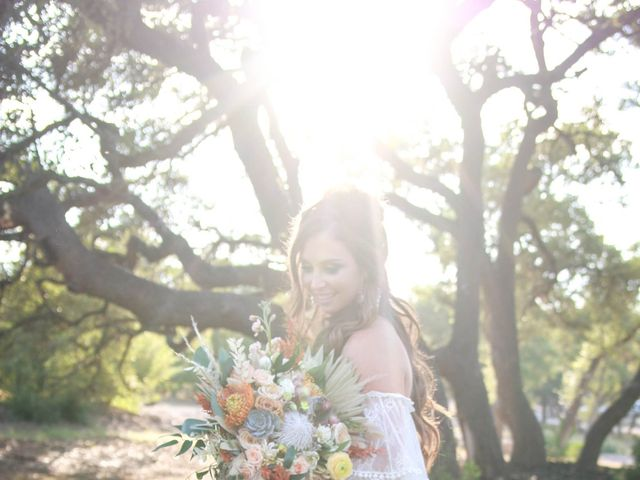 Ronnie and Jordie's Wedding in Spring Branch, Texas 3