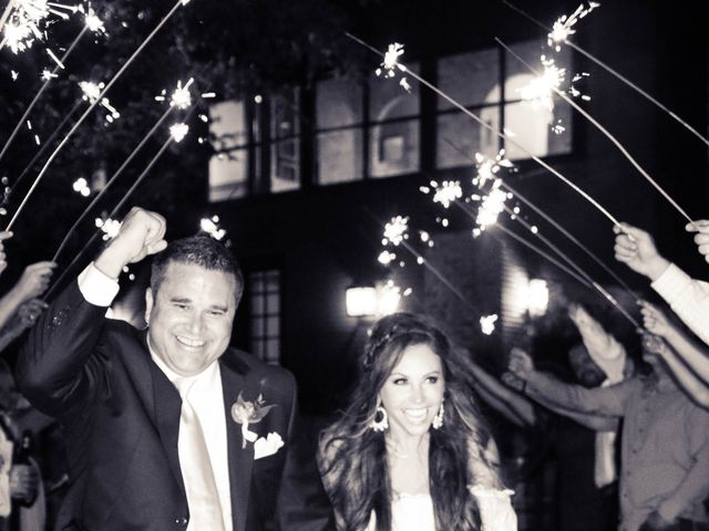 Ronnie and Jordie's Wedding in Spring Branch, Texas 15