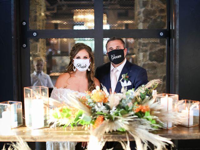 The wedding of Jordie and Ronnie