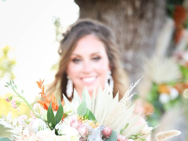 Ronnie and Jordie's Wedding in Spring Branch, Texas 20