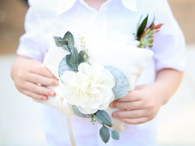 Ronnie and Jordie's Wedding in Spring Branch, Texas 22