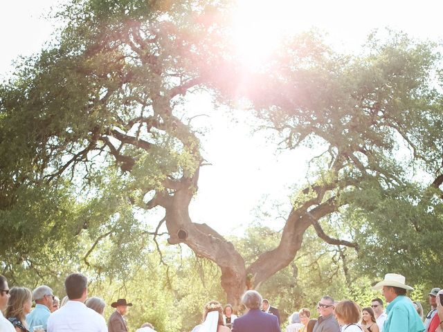 Ronnie and Jordie's Wedding in Spring Branch, Texas 27