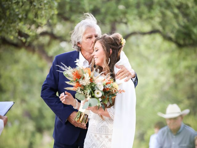 Ronnie and Jordie's Wedding in Spring Branch, Texas 48