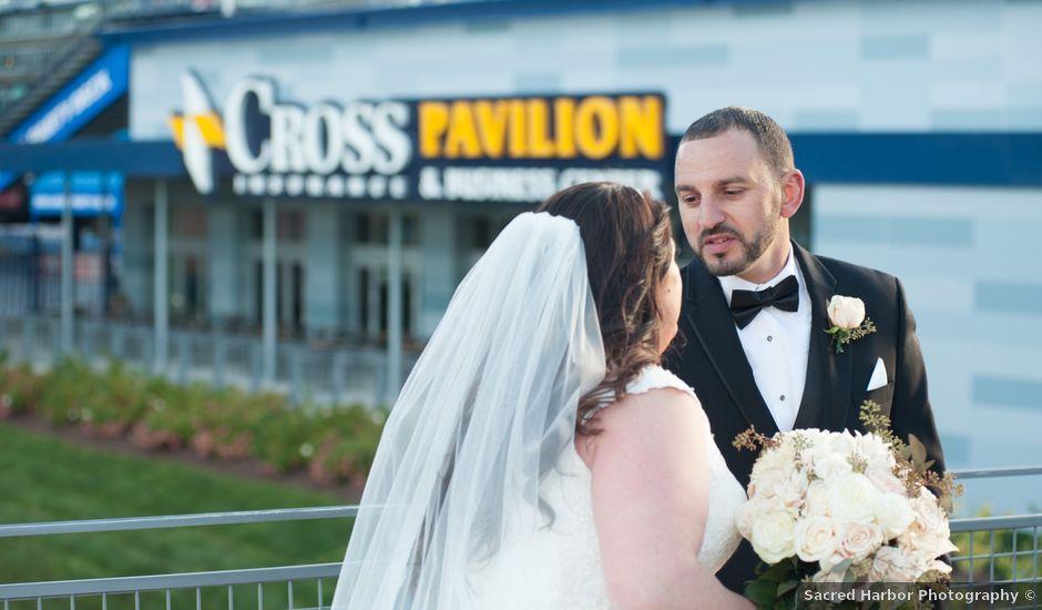 Bryan and Micaela's Wedding in Foxboro, Massachusetts