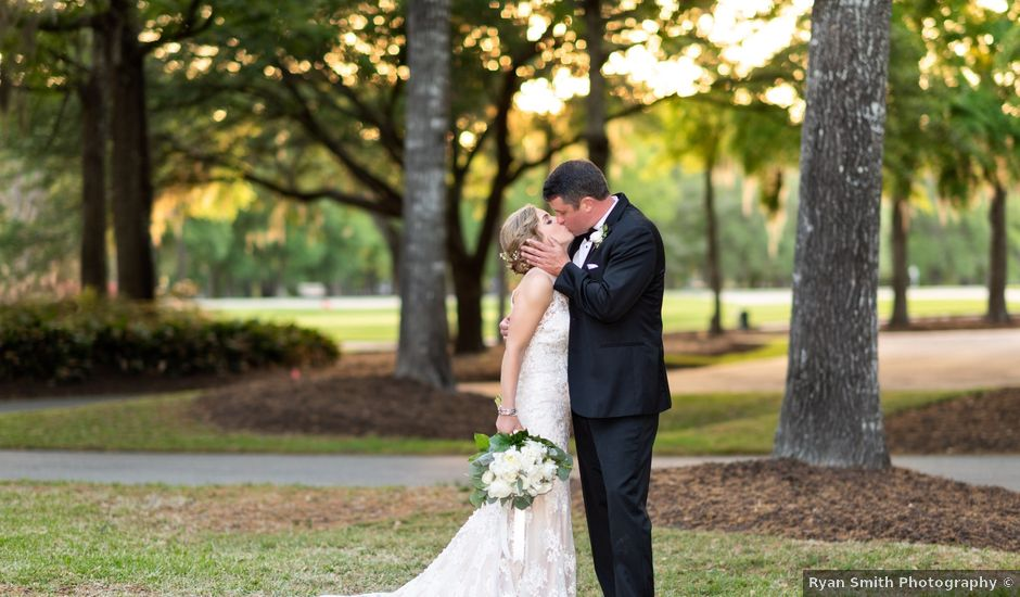 Richie and Allison's Wedding in Pawleys Island, South Carolina