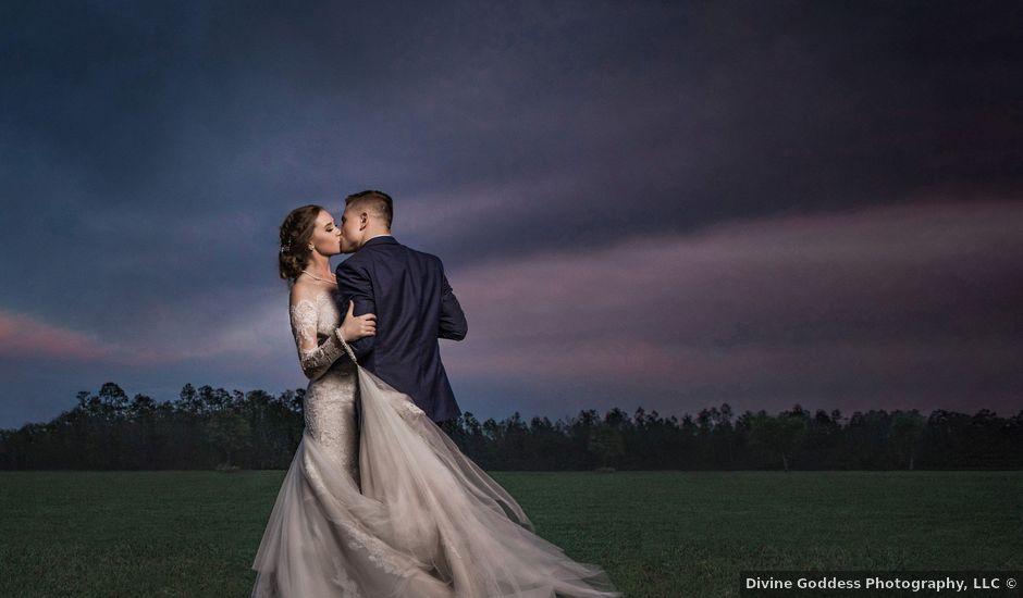 Michael and Jana's Wedding in Saint Augustine, Florida