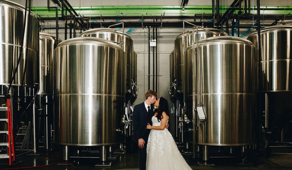 Andrew and Alana's Wedding in Brooklyn, New York