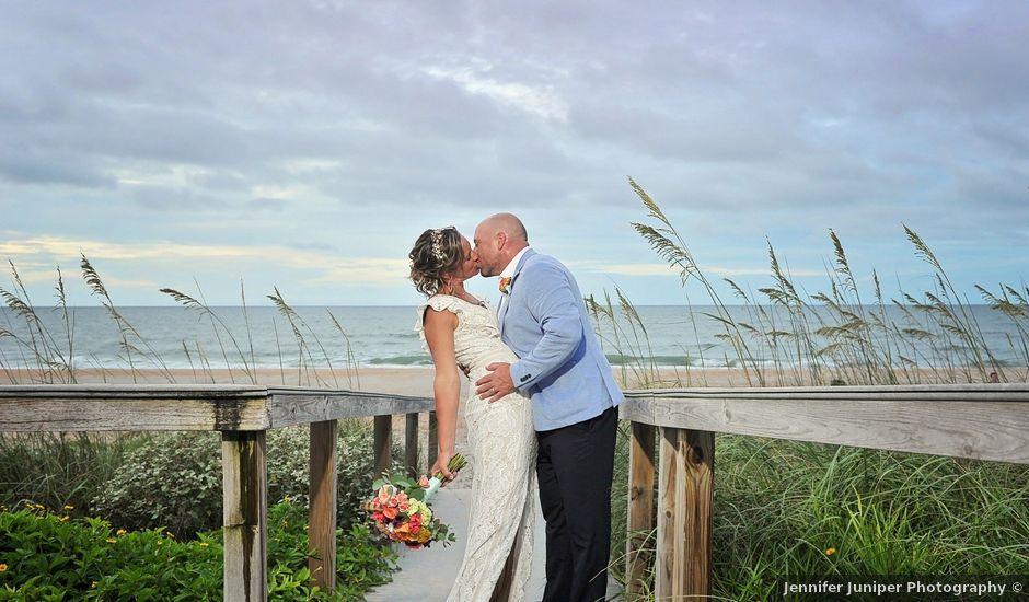 Jason and Casey's Wedding in Ormond Beach, Florida