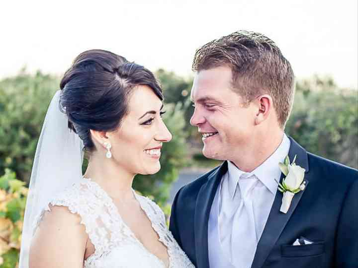 The wedding of Cameron and Stephanie