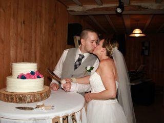 The wedding of Linnea and Doug