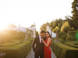 The wedding of Tina and Pardeep