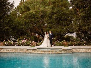 The wedding of Selene and Anthony  3
